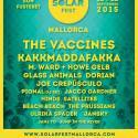Cartel Solar Fest Mallorca 2015