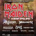 Cartel Sonisphere Madrid 2013