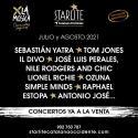 Cartel Starlite Marbella 2021