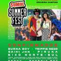 Cartel Sumol Summer Fest 2021