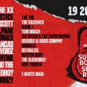 Cartel Super Bock Super Rock 2018