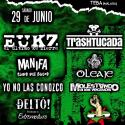 Cartel Teba Rock 2019