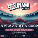 Cartel Tsunami Xixón Festival 2022
