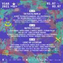 Cartel Vida Festival 2021