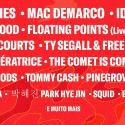 Cartel Vodafone Paredes De Coura 2020