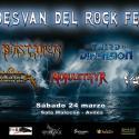 Cartel Desván del Rock Fest 2018
