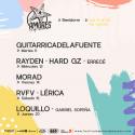 Cartel Amores de verano (Benidorm) 2020