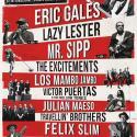 Cartel Leganés Blues Festival South Side 2017