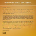 Cartel Fort Festival 2021