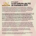 Cartel FIZ Festival 2020