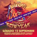 Cartel Elrow Sevilla Feria de Abril 2020