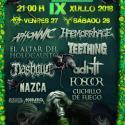 Cartel Kanekas Metal Fest 2018