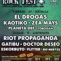 Cartel Lapuebla Rock Fest 2018