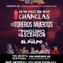 Cartel Festival Solidario Ciudad de la Raqueta 2021