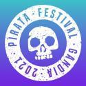 Logo Pirata Rock Gandía Festival 2022
