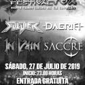 Cartel Metal Fox Fest 2019
