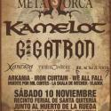 Cartel Metal Lorca 2012