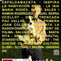 Cartel popArb 2013