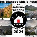 Cartel Pueblos Blancos Music Festival 2021