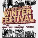 Cartel Puertollano Winter Festival 2018