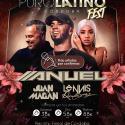 Cartel Puro Latino Fest Cordoba 2021