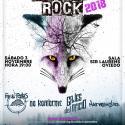 Cartel Raposu Rock 2018