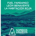 Cartel Sonidos Líquidos 2021 - Malvasía Volcánica Weekend
