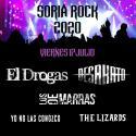 Cartel Soria Rock 2021