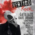 Cartel Vértigo Rock Festival 2019