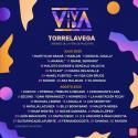Cartel Viva la Vida Torrelavega 2020