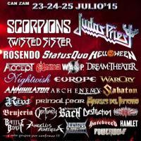 Rock Fest Bcn - Cartel