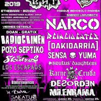Cartel Ehuneko Bat 2019