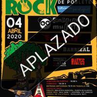 Cartel Olmo Rock 2020