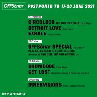 Cartel OFFSónar 2021