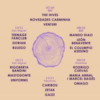 Cartel Bilbao BBK Live Udazkena 2021