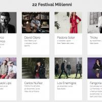 Cartel Festival Millenni 2021 / 2022