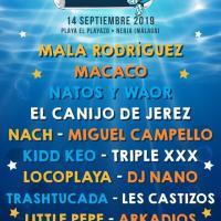 Cartel Chanquete World Music Festival 2019