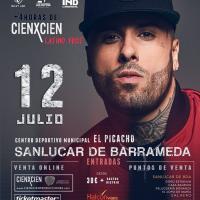 Cartel CienxCien Latino Fest 2019