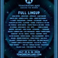 Cartel Tomorrowland Around the World 2020