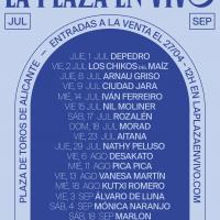 Cartel La Plaza en Vivo 2021