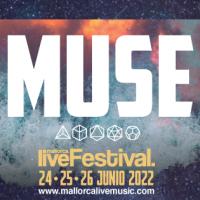Cartel Mallorca Live Festival 2022