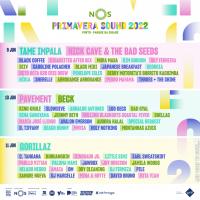 Cartel NOS Primavera Sound 2022