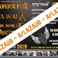 Aplazado Yeyorock Fest 2020