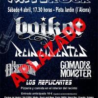 Cartel Artesano Rock 2020
