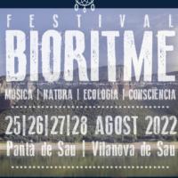 Cartel BioRitme Festival 2022