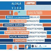 Cartel Alcalá es Vida by Gigante 2021