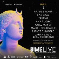 Cartel BIME Live 2021