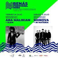 Cartel Benás Festival 2021