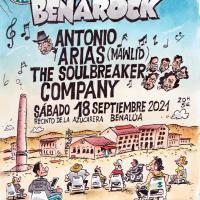 Cartel Benarock 2021
