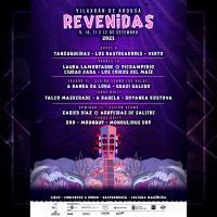 Cartel Festival Revenidas 2021